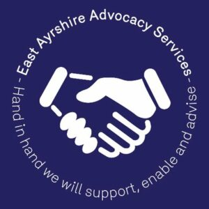 East Ayrshire Advocacy Services logo