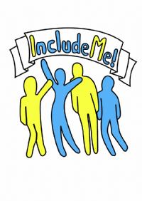 Include Me logo