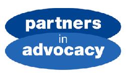 Partners in Advocacy Logo