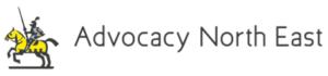 Advocacy North East logo