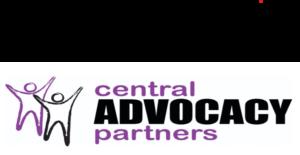 central advocacy partners logo