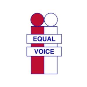 equal voice logo